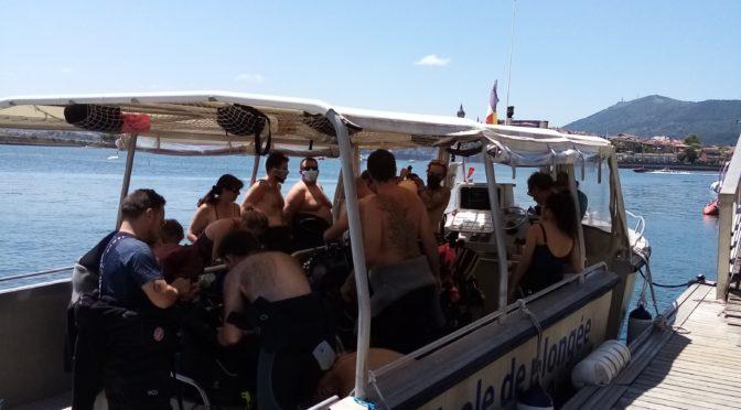 Hendaye – La plongée retrouvée